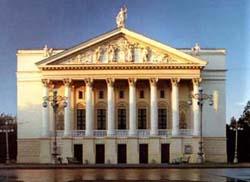Билеты в театр оперы и балета в казани стоимость билета в политехническом музеем